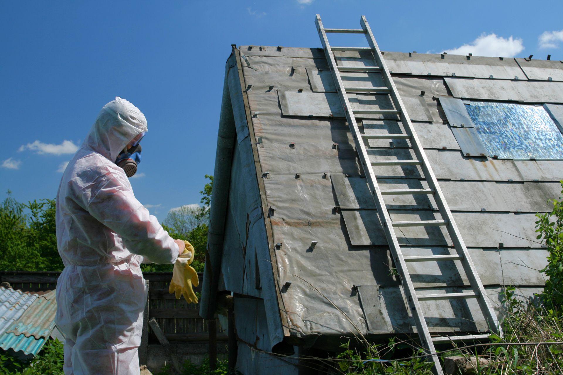 Sanierung und Schadstoffbeseitigung durch Zimmerei STOPPER